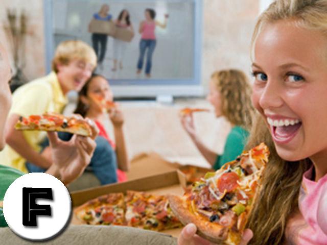 pizza-movie-night
