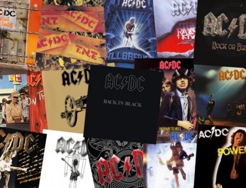 Favourite AC/DC Album