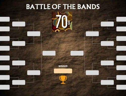 Aussie Pub Rock's Battle of the Bands – 70's