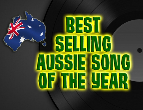 Best Selling Aussie Song of the Year (1958 – 2018)